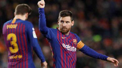 Photo of فالفيردي ونجوم برشلونة يحتفون بإحراز ميسي هدفه رقم 400 في الليغا