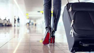 Photo of حذاء مسافرة يوقف عمل مطار فرنسي لساعات!