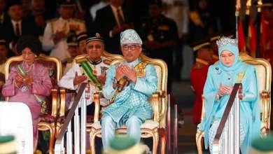 Photo of سلطان ماليزيا الجديد يؤدي اليمين الدستورية ملكا للبلاد