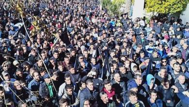 Photo of احتجاجات في الجزائر على ترشح بوتفليقة