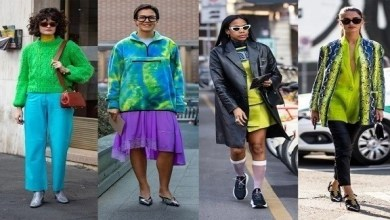 Photo of مشتقات الأخضر تتألق في أسبوع ميلان للأزياء