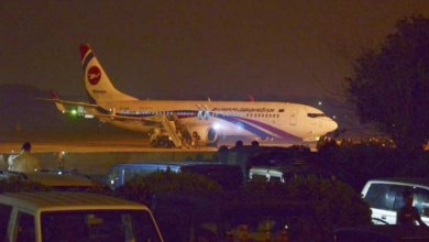 Photo of محاولة اختطاف طائرة ركاب متجهة إلى دبي