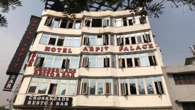 Photo of 17 قتيلاً على الأقل بحريق فندق في مدينة دلهي الهندية