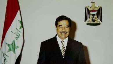 """Photo of """"خطة الموت"""" في الأسر.. رسالة نادرة من صدام حسين لابنته رغد"""