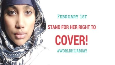 """Photo of تحت شعار """"كسر الصور النمطية"""".. العالم يحتفل بـ""""يوم الحجاب"""""""