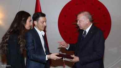 Photo of أوزيل وأردوغان.. دعوة زفاف قد تستفز الألمان