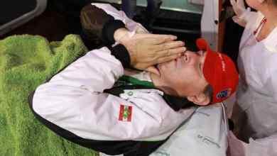 Photo of وفاة أحد الناجين من طائرة الفريق البرازيلي