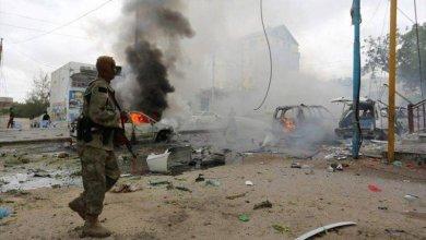 Photo of 28 قتيلاً وجريحًا حصيلة أولية جراء تفجير مقدشيو