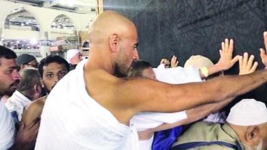 Photo of إماراتي يتحرك من أبوظبي إلى مكة جرياً على الأقدام