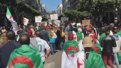 Photo of فتح باب الترشح لرئاسيات الجزائر.. والاحتجاجات تتواصل