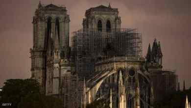 """Photo of بعد الكارثة.. """"مصدر غير متوقع"""" لترميم كاتدرائية نوتردام"""