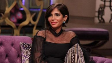 Photo of منى زكي تتألق في جلسة تصوير عفوية بالكاجوال- (صور)