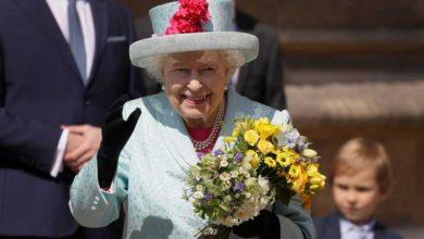 Photo of الملكة إليزابيث تحتفل بعيد ميلادها الثالث والتسعين بحضور قداس عيد القيامة