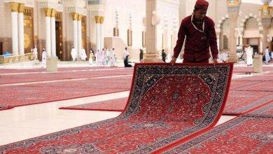 Photo of شؤون المسجد النبوي تكمل استعداداتها لاستقبال شهر رمضان