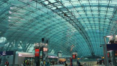 Photo of إلغاء رحلات بمطار فرانكفورت الألماني بسبب التهديد بوجود قنبلة