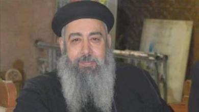Photo of تفاصيل مقتل قس رمياً بالرصاص داخل كنيسة مصرية