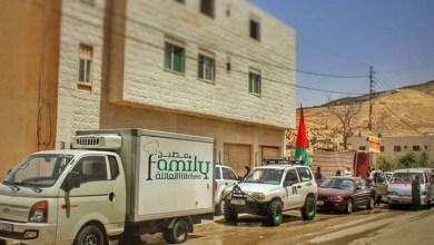 Photo of أردنيون يضعون طعام الفنادق الفاخرة على موائد الفقراء