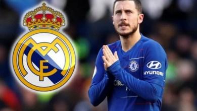 Photo of تعرف على موعد إعلان ريال مدريد عن صفقة هازارد