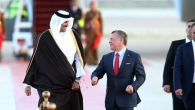 """Photo of حديث عن تقدم """"غير مسبوق"""" في العلاقات بين قطر والأردن"""