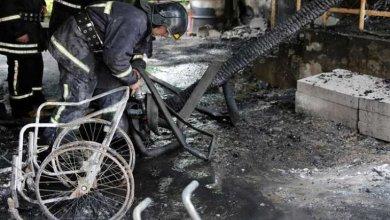 Photo of ستة قتلى بحريق اجتاح مستشفى للأمراض النفسية في أوكرانيا
