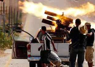 Photo of الجيش الوطني الليبي يُسقط طائرة تركية استهدفت مواقعه