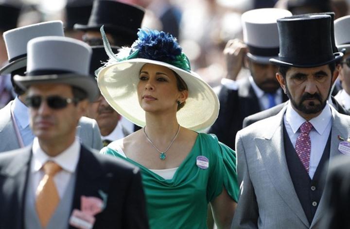 محمد بن راشد يرفع دعوى قضائية ضد الأميرة هيا عربي تريند