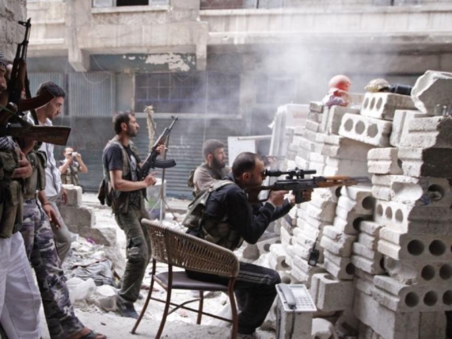 حلب .. مفترق طرق الأزمة السورية؟