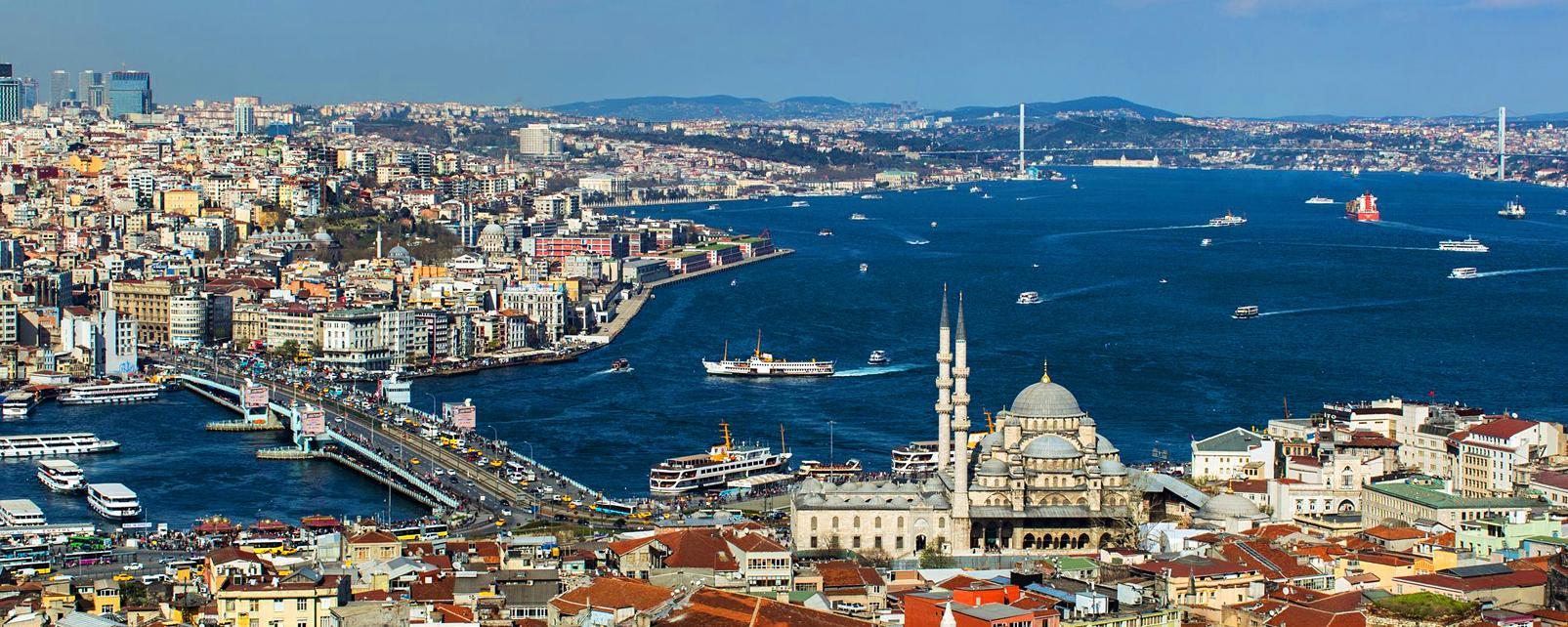 القسطنطينية، قصة المدينة التي اشتهاها العالم