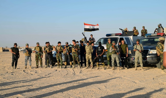 «الحشد الشعبي» يكرس وجوده قرب الحدود السورية