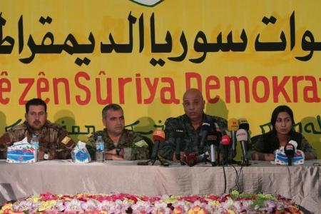 تحرير الرقة من داعش لا يزال بعيد المنال