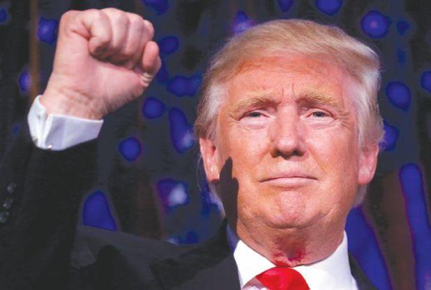 ترامب يلقي خطاب النصر في مانهاتن - نيويورك