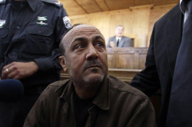 مروان البرغوثي مرشح من المعتقل… لقيادة «فتح» ومنظمة التحرير