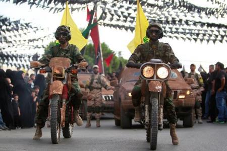 حزب الله يستفز الجيش الإسرائيلي
