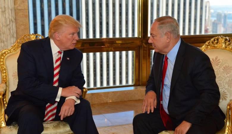 ترامب: سأبحث خلال زيارتي لإسرائيل موضوع إيران