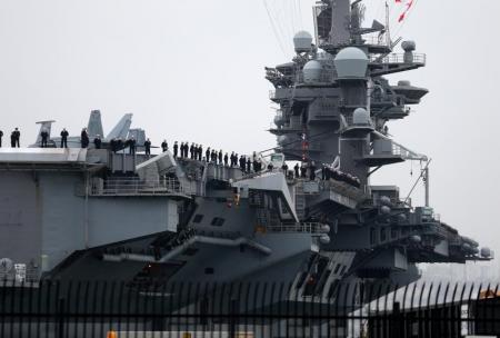 سفير صيني: الوجود العسكري الأميركي يقوض الاستقرار في بحر الصين الجنوبي
