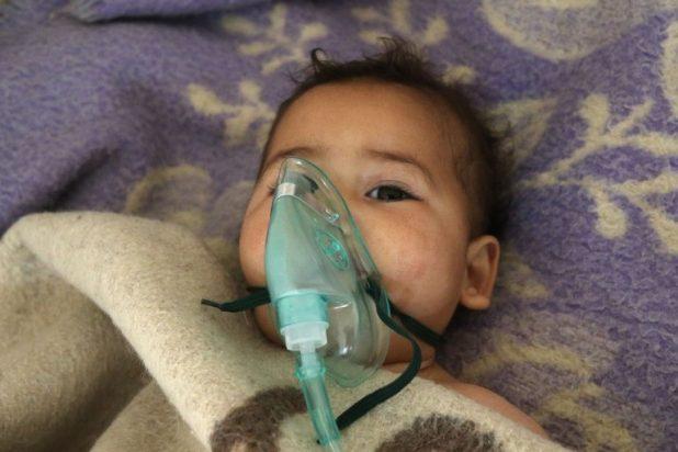 واشنطن تضغط على مجلس الأمن للتحقيق في هجمات كيميائية في الغوطة