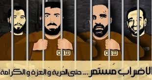 الإضراب عن الطعام موجّه نحو السجن الذي في الخارج
