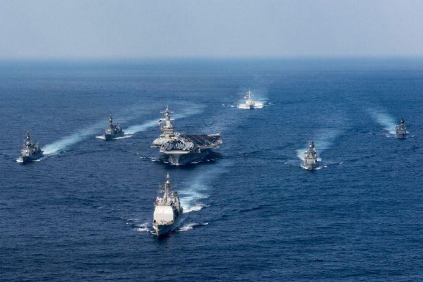 """الصين: سفينة أميركية دخلت مياهنا الإقليمية """"بدون إذن"""""""