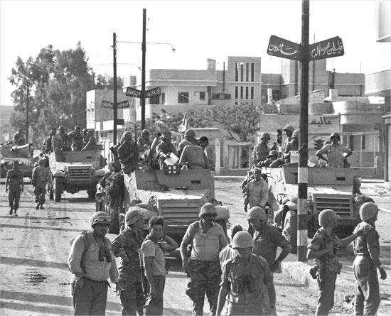 مقاطع من محاضر جلسات الحكومة الإسرائيلية خلال حرب حزيران/يونيو 1967