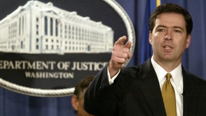 عزل جيمس كومي اختبار لنائب وزير العدل الأميركي الجديد
