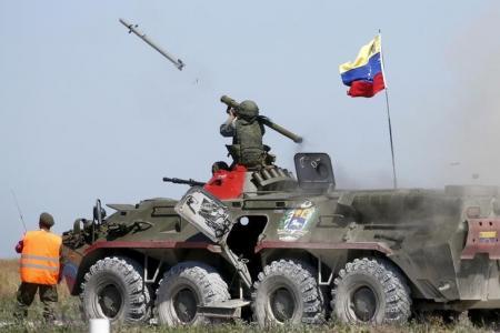 فنزويلا تملك 5000 صاروخ أرض/جو تطلق من الكتف