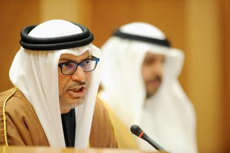 قرقاش: دول الخليج تواجه أزمة حادة