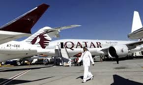 الخطوط القطرية مقبلة على خسائر كبيرة بعد قطع العلاقات الدبلوماسية مع الدوحة