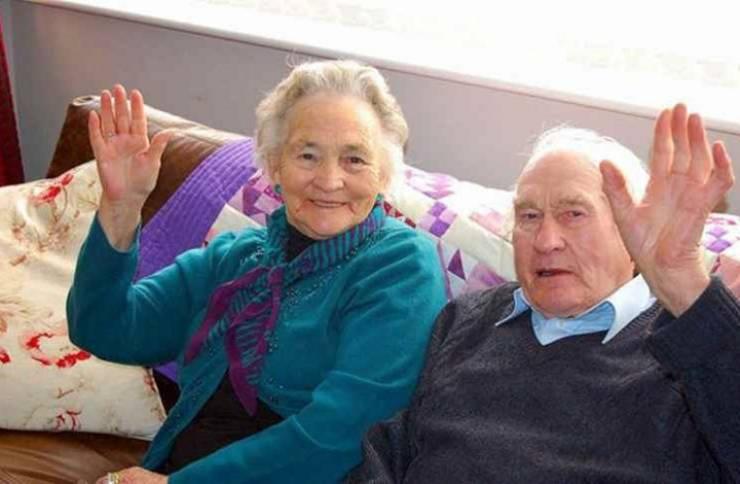 بعد 71 عاماً من اللقاء.. هذا ما حدث في اليوم الأخير لهما!