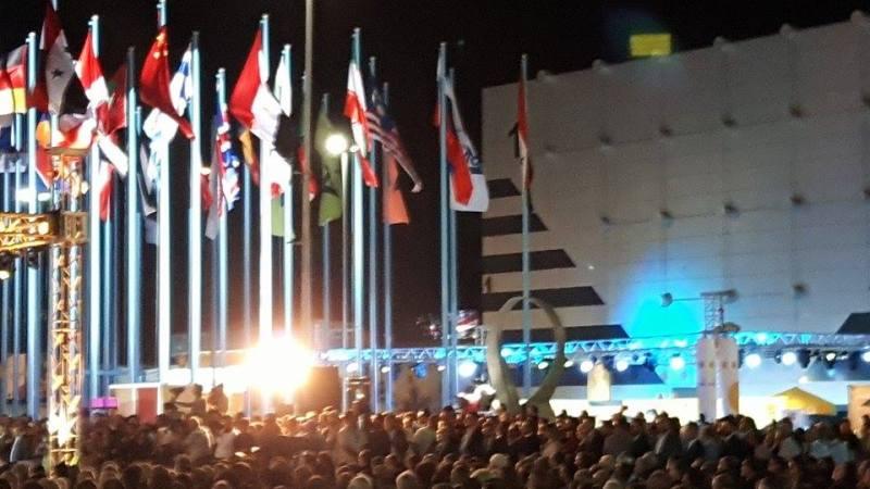 معرض دمشق الدولي يستعيد بريقه بعد خمس سنوات من الحرب والعقوبات