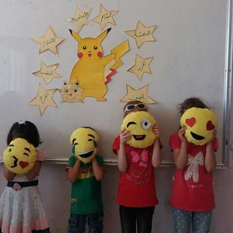 إنشاء مدرسة في إدلب بتمويل إسرائيلي