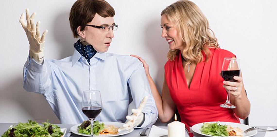 روبوت للنساء يحل محل الأزواج