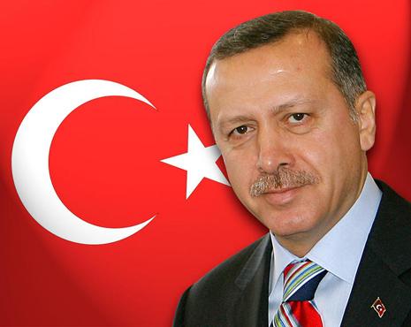 وفاة رجب طيب أردوغان بقذيفة في ادلب
