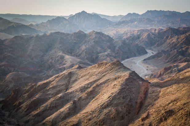 هل تصبح فلسطين صحراء قاحلة؟
