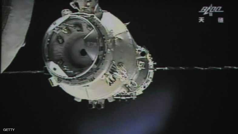 محطة فضائية صينية تخرج عن السيطرة قد تسقط فوق نيويورك